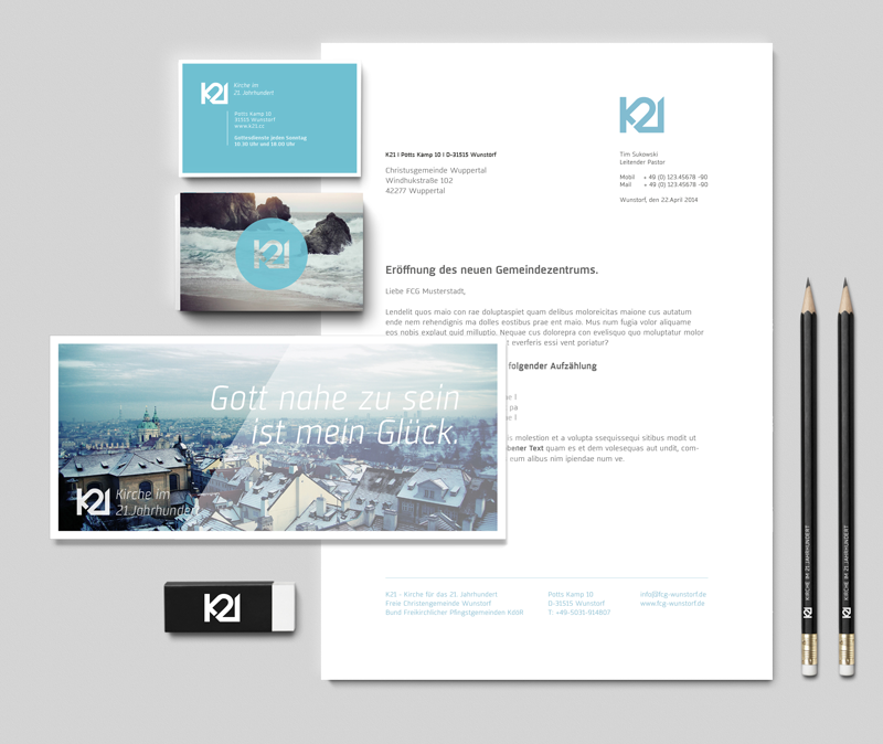 Corporatedesign K21