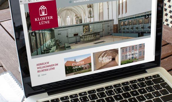 Webdesign Kloster Lüne